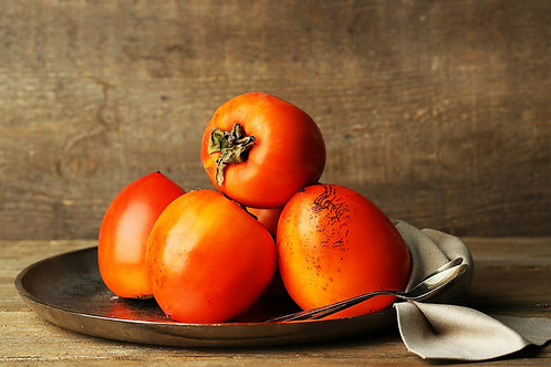 Persimmons  The Apple of Asia - 500 gm