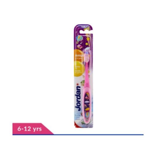 Jordan Super Soft Kids Tooth Brush 6-12 Years