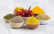indian-spices-collection-vintage-backgro