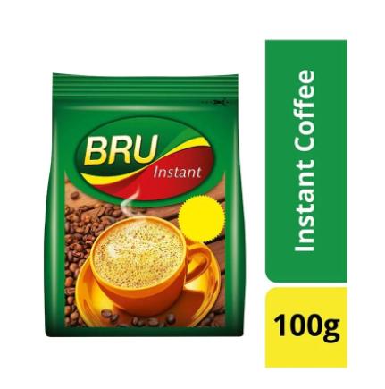 BRU Instant Coffee - 100 g
