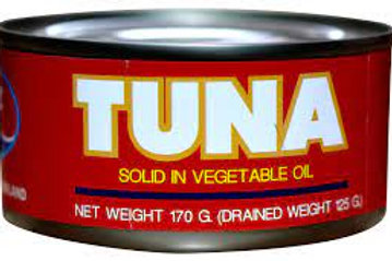 Moby Tuna (Solid in vegetable oil) 170 gm