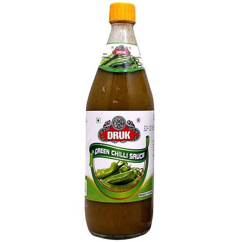 DRUK Green Chilli Sauce 1 kg