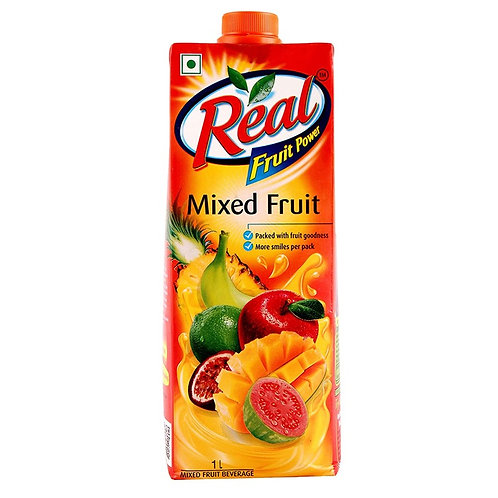 Real Juice Mixed Fruit 1 litre
