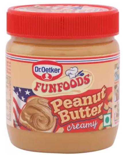 Fun Foods Peanut Butter 340 gms