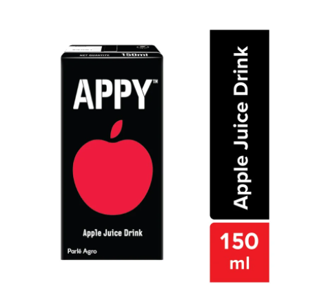 Appy Juice -  150 ml - Pack of 10 Pcs