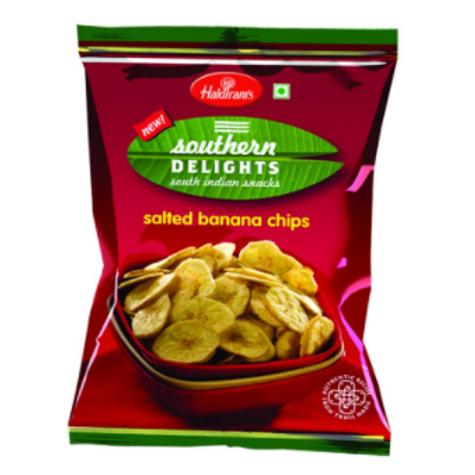 Haldiram's Banana Chips, 200 gm