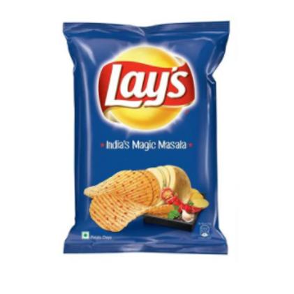 Lay's Potato Chips, India's Magic Masala, 42 gm