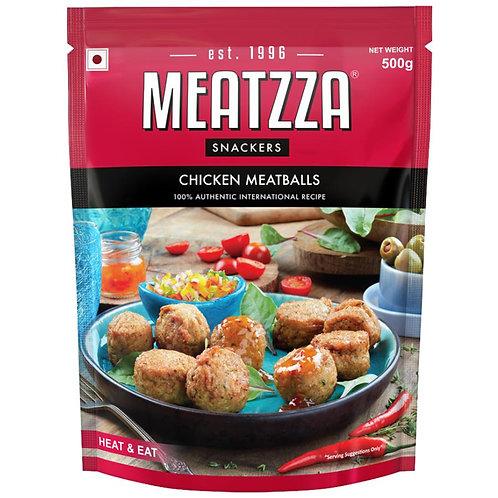 Meatzza Chicken - Meatball, 500 g