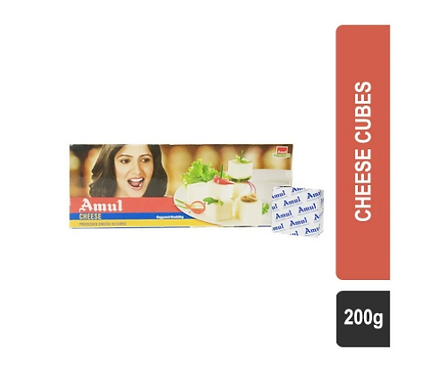 Amul Cheese Cubes
