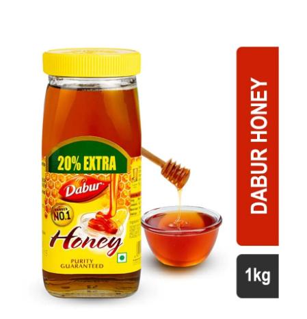 Dabur Brand World's No.1 Honey - 1 kg