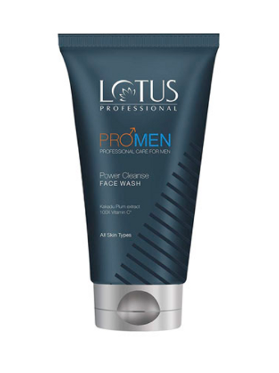 Lotus Professional Pro Men Power Cleanse Face Wash (100ml)