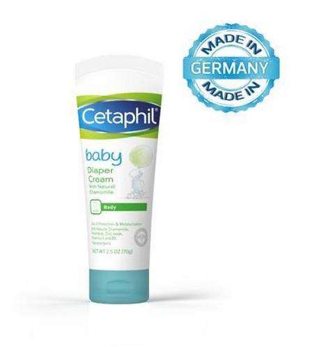 Cetaphil Baby Diaper Cream - 75 g