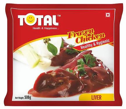 Total Chicken lever 500 g
