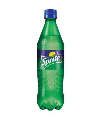 Sprite Lime Flavored Soft Drink (Bottle)
