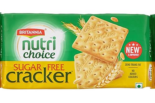 Britannia Nutri Choice Cracker Sugar Free Simply Lite, 300 gm