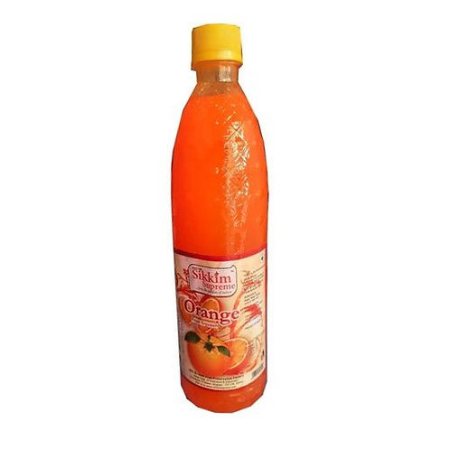 Sikkim Supreme (Orange Fruit Squash), 700 ml