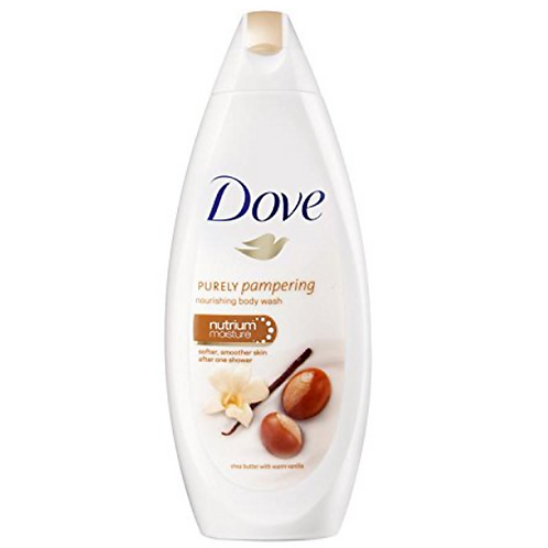 Dove Shower Gel with Shea Butter and Warm Vanilla (250ml)