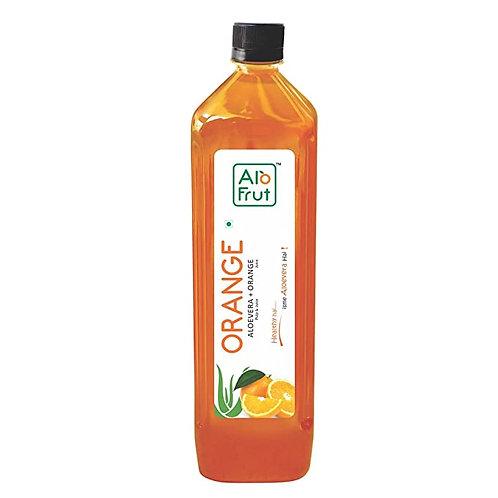 AloFrut Orange Aloevera Juice - 1 L