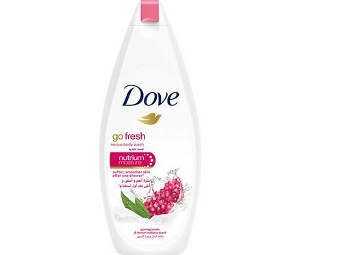 Dove Go Fresh Revive Shower Gel - 500 ml