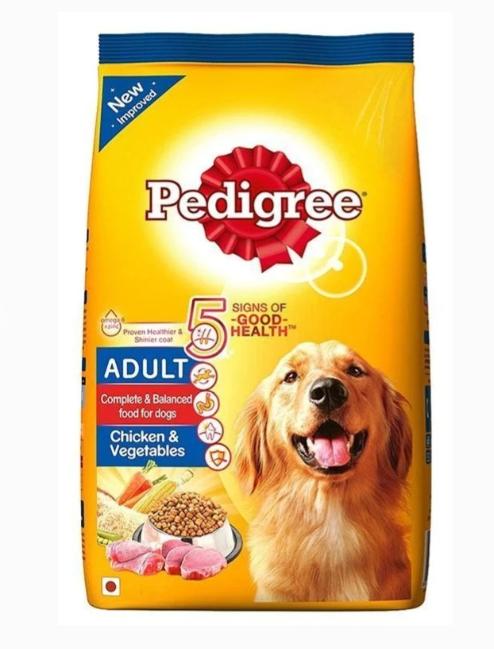 Pedigree Adult Dog Food - 3 Kg