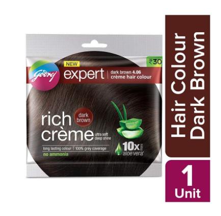 Godrej Expert Rich Creme Dark Brown Hair Colour
