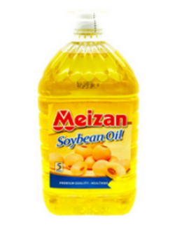 Meizan Soybean Oil - 5 Ltr Jar