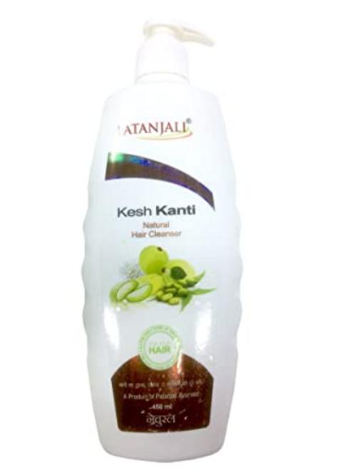 Patanjali Kesh Kanti Natural Hair Cleanser 450 ml