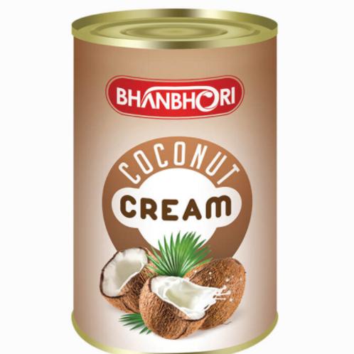 Bhanbhori Coconut Cream 400 ml