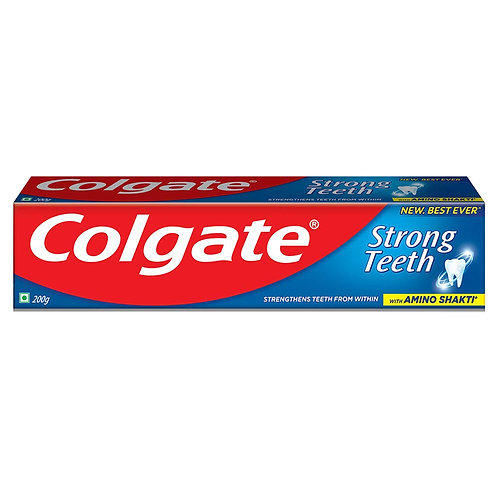 Colgate Strong Teeth with Amino Shakti 100 gm