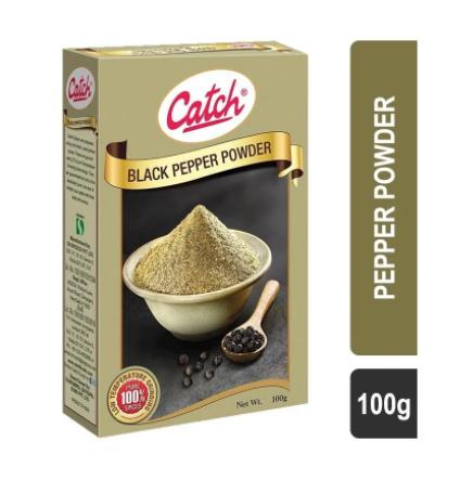 Catch Black Pepper Powder  - 100 g