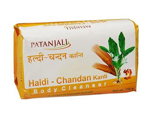 Patanjali Haldi Chandan 150 gm