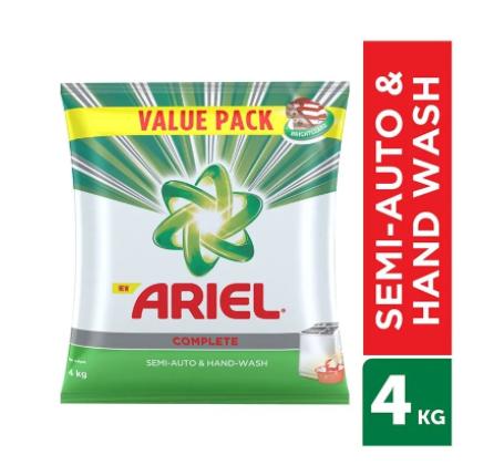 Ariel Complete Detergent Powder - 500 gm