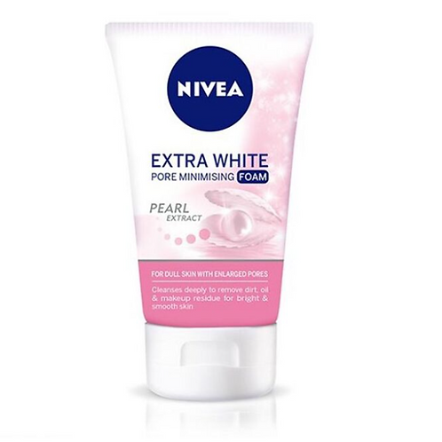 Nivea Extra White Repair Foam 100 gm