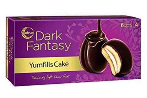 Sunfeast Dark Fantasy Yumfills Pie 138 gm