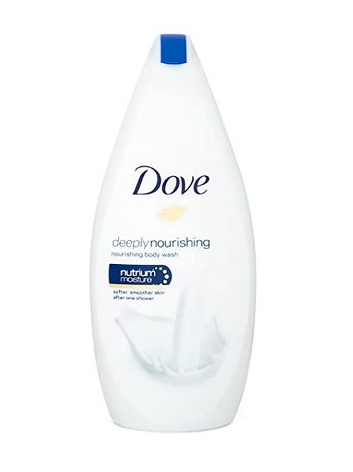 Dove Deeply Nourishing Body Wash with Nutrium Moisture, 250 ml