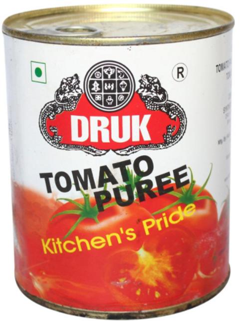 DRUK Tomato Puree 850 gm