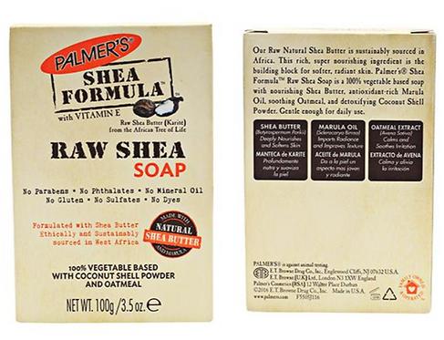 Palmer's Raw Shea Soap 100 g