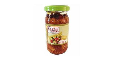 Dalle Chilli Bamboo Shoot Pickle, 200 g