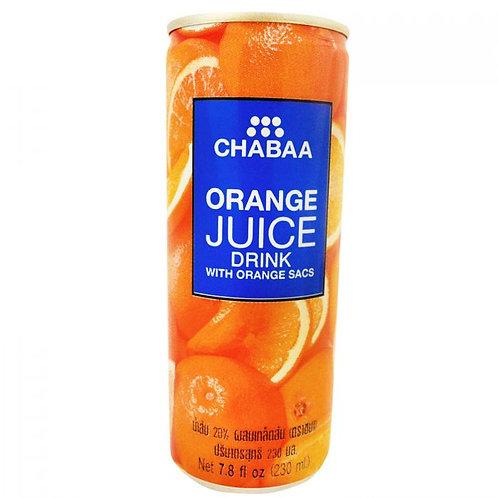 Chabaa Orange Juice - 230ml