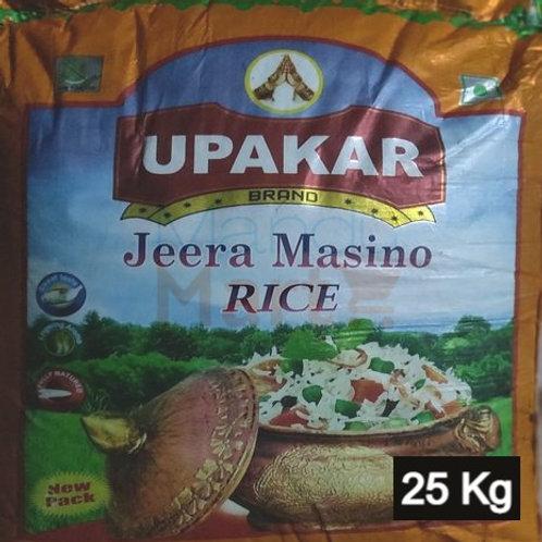 Upakar Jeera Masino Rice 25 kg