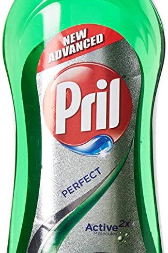 Pril Dish Washing Liquid - 750 ml (Green)