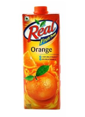 Real Fruit Power Orange Juice