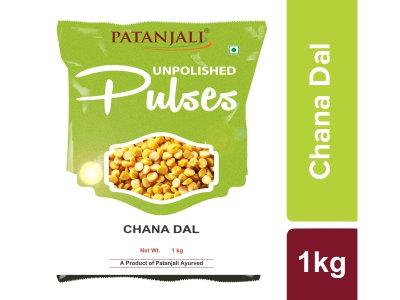Patanjali Chana Dal -  1 Kg