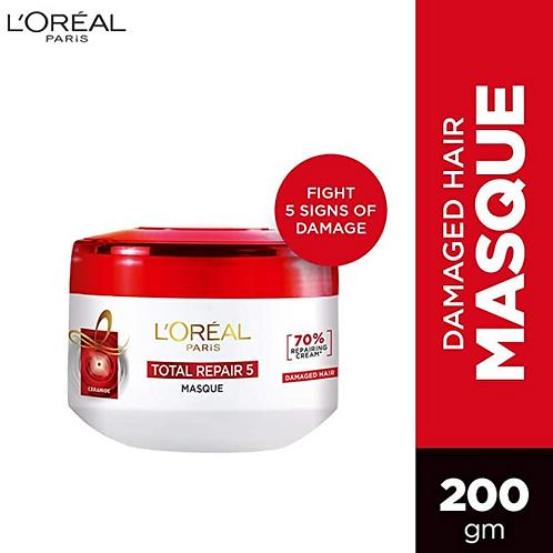 L'Oreal Paris Total Repair 5 masque, 200 gm