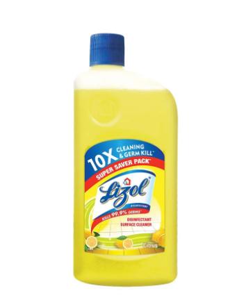 Lizol Disinfectant Surface & Floor Cleaner Liquid - 500 ml