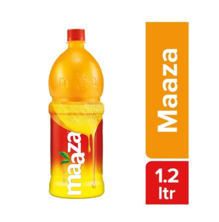 Maaza Mango Fruit Drink (Bottle)