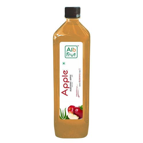 AloFrut Apple Aloevera Juice - 1 L