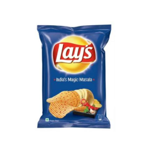 Lay's Potato Chips, India's Magic Masala, 78 gm