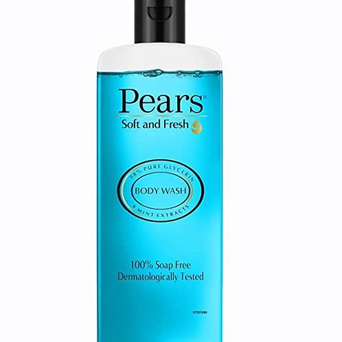 Pears Soft & Fresh Shower Gel, 750 ml