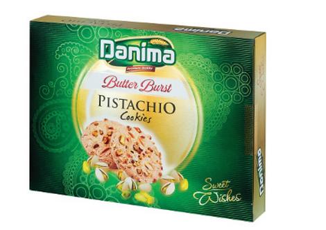 Danima Cookies - Pistachio - 500 gm